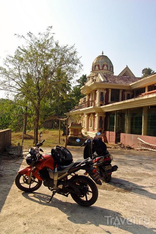 Мотоцикл Yamaha FZ / Индия