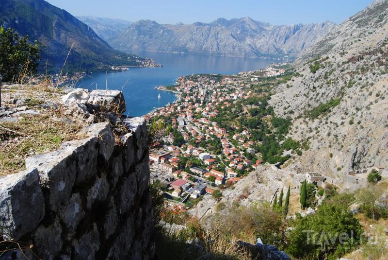 Путь назад, в Старый Город / Черногория