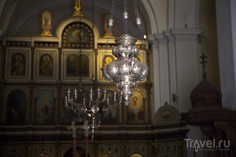 В церкви города Котор, Черногория / Фото из Черногории