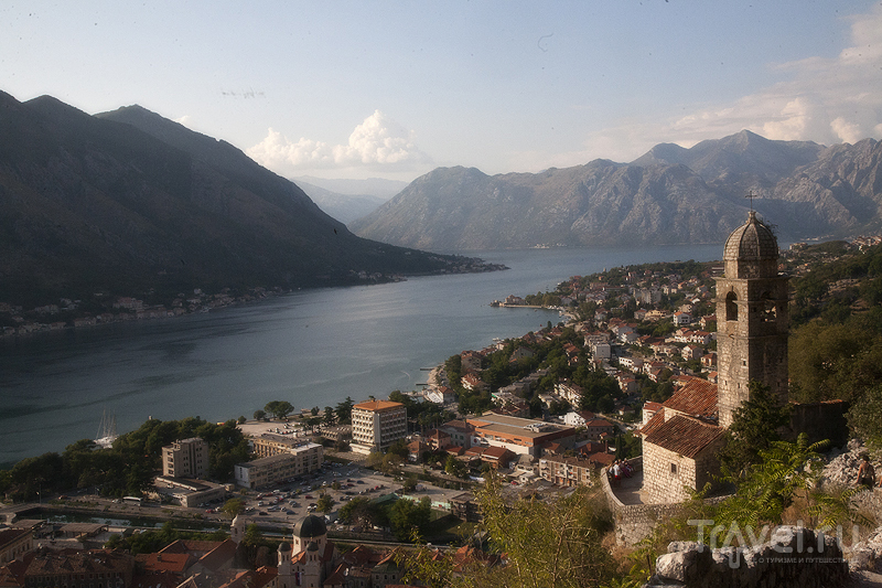 Древний город Котор, Черногория / Фото из Черногории