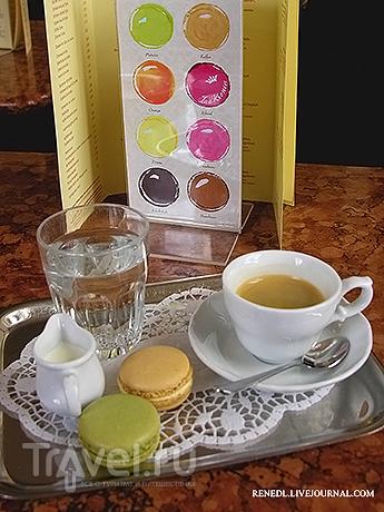 Кофе в кофейне / Австрия