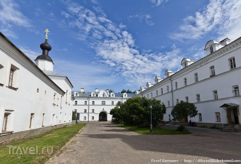 Комплекс монастырских помещений / Россия