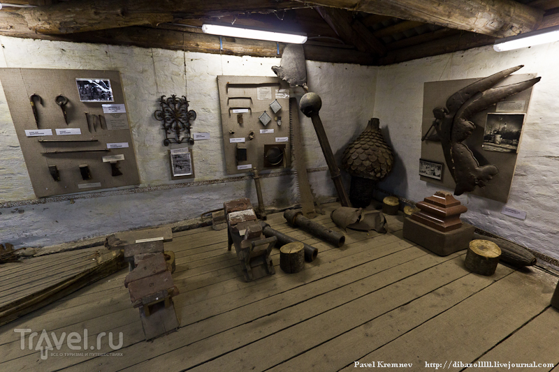 Экспонаты музея / Россия