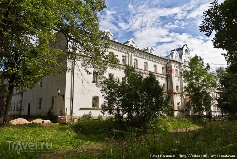 Зимняя гостиница / Россия