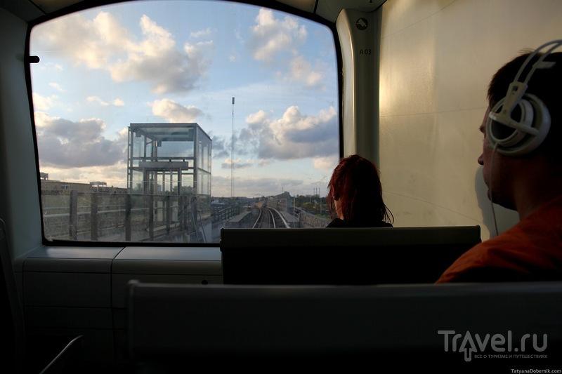 Вид из первого вагона / Дания