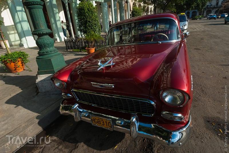 Практически на каждом шагу / Куба
