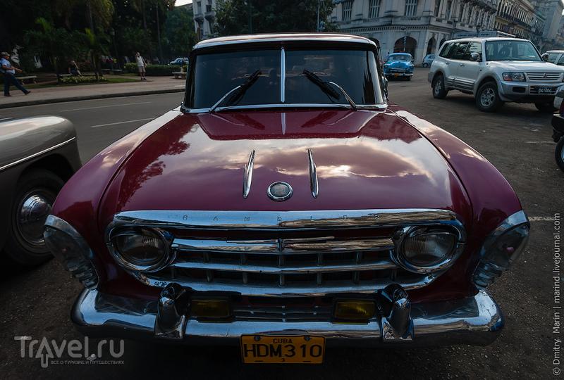 Такой Rambler / Куба