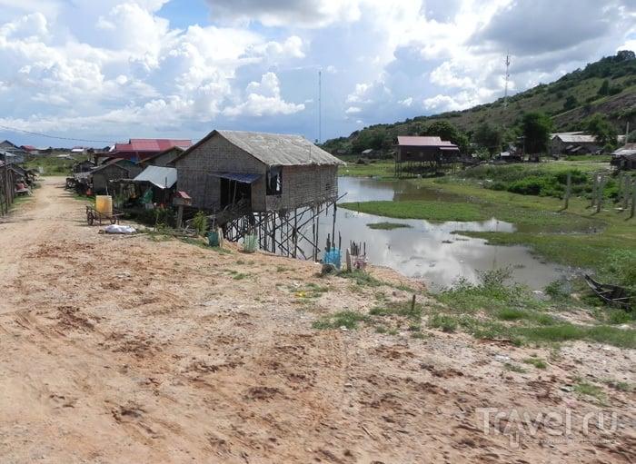 Со стороны берега / Камбоджа