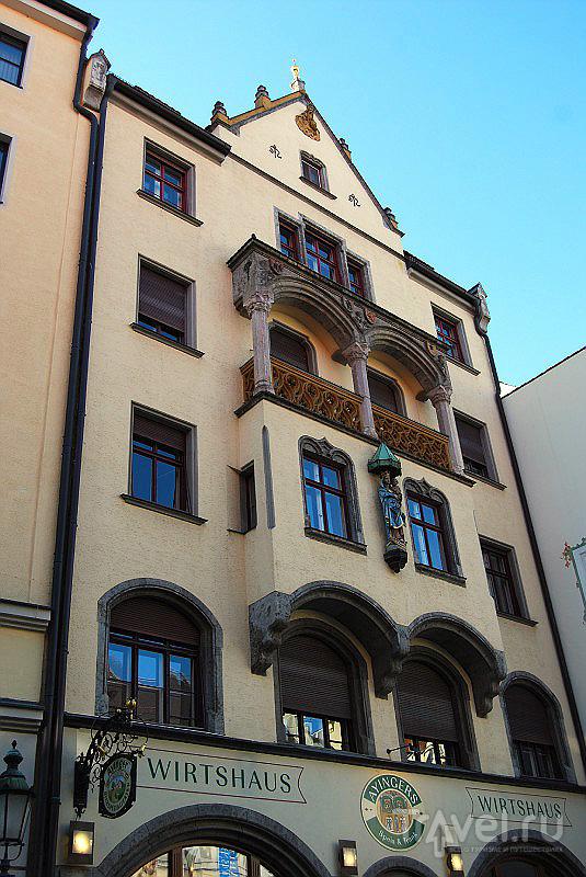 В центре Мюнхена, Германия / Фото из Германии