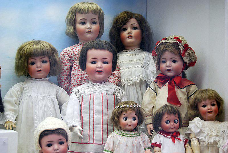 В музее игрушек Мюнхена, Германия / Фото из Германии