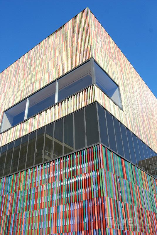 Музей современного искусства  Брандхорст в Мюнхене, Германия / Фото из Германии