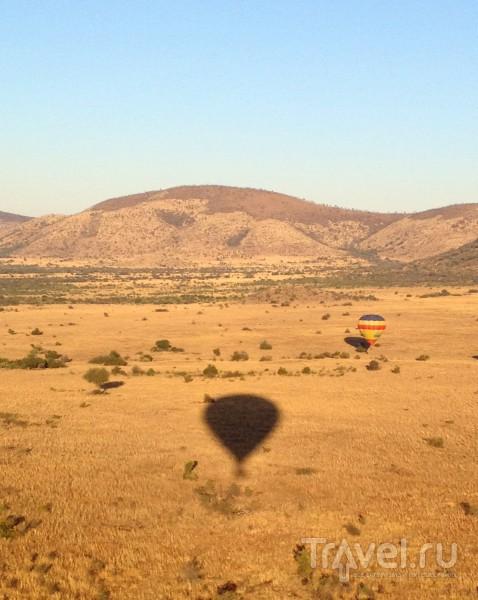 Летали низко / ЮАР