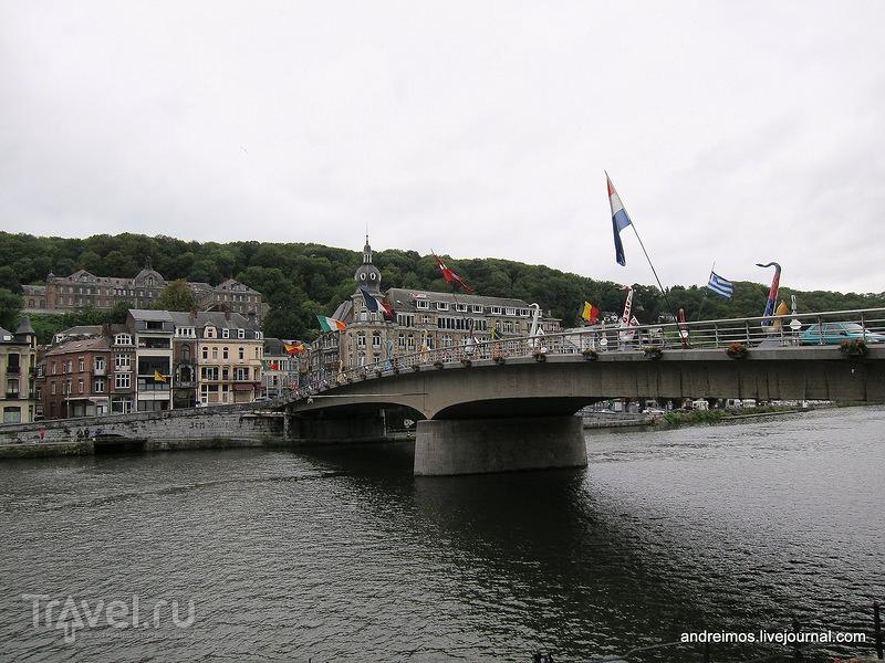 Мост Шарль де Голль (Pont Charles de Gaulle) / Бельгия