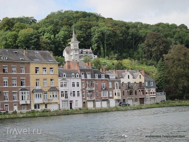 Динан, набережная / Бельгия