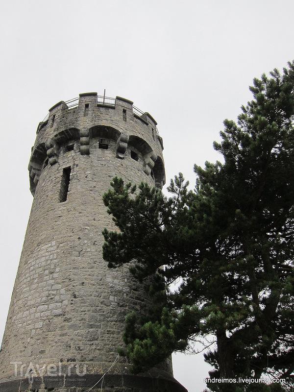 Каменная башня / Бельгия