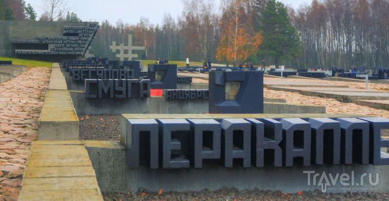 Уникальное кладбище деревень / Белоруссия