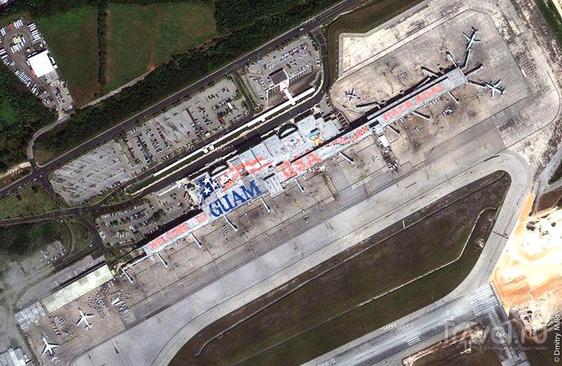 Аэропорт Гуама / Фото с Гуама