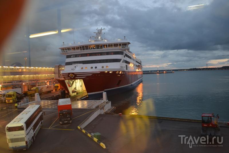 Viking XPRS / Финляндия