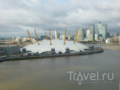 Район бывшего лондонского порта / Великобритания