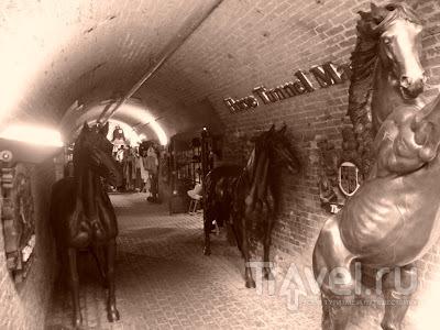 Крытый Лошадиный Туннель / Великобритания