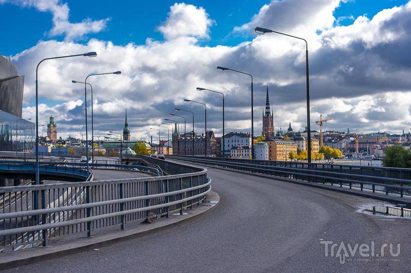 Вид на достопримечательности / Швеция
