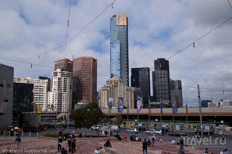 Небоскребы Мельбурна / Фото из Австралии