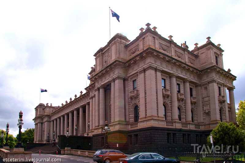 Парламент штата Виктория / Фото из Австралии