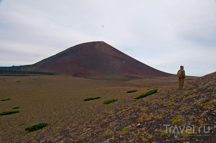 Остров Кунашир. Восхождение на вулкан Тятя / Россия