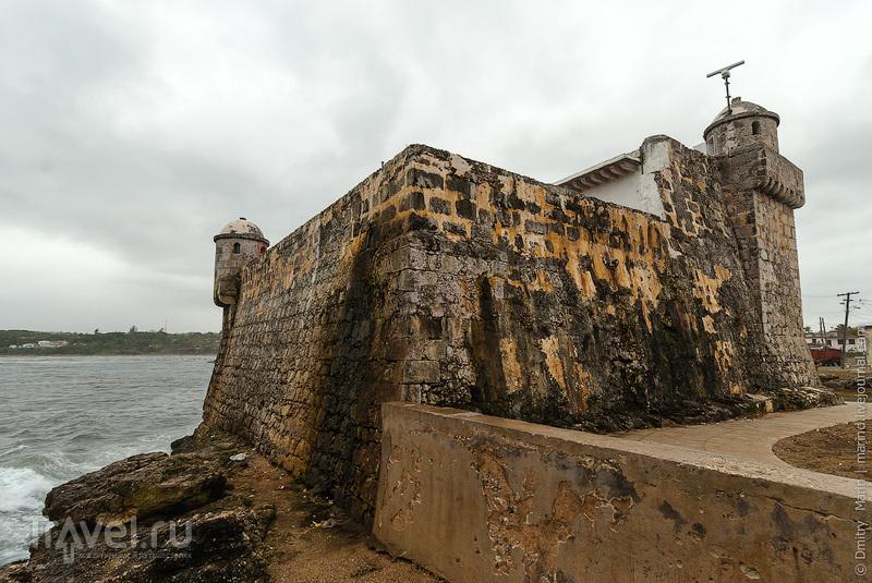 Где обедал Хемингуэй... / Куба