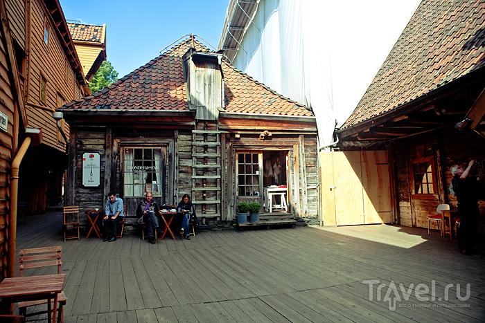 Деревянные постройки / Норвегия