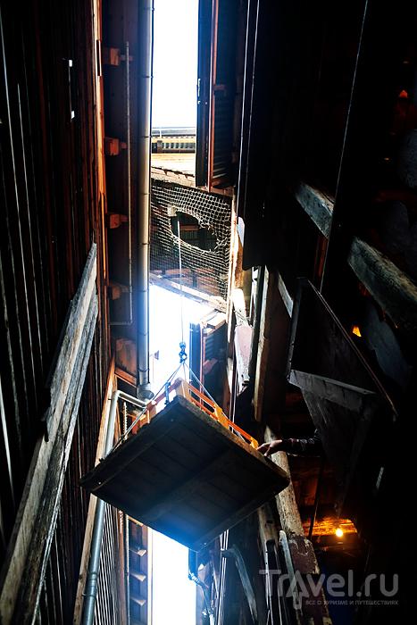 Подъем на второй этаж / Норвегия