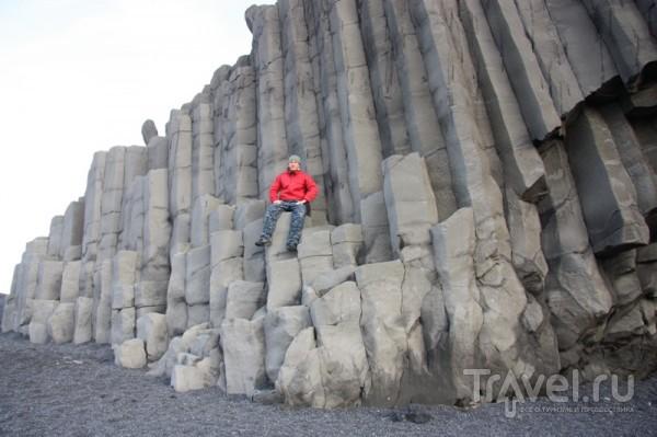 Уникальные базальтовые формации / Исландия