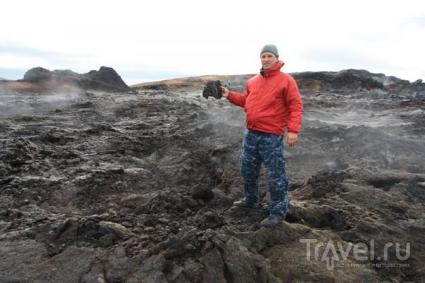 Наумафьяль (Namafjall)  / Исландия