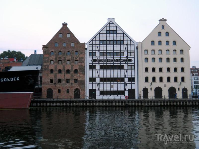 Гданьский Морской музей / Польша