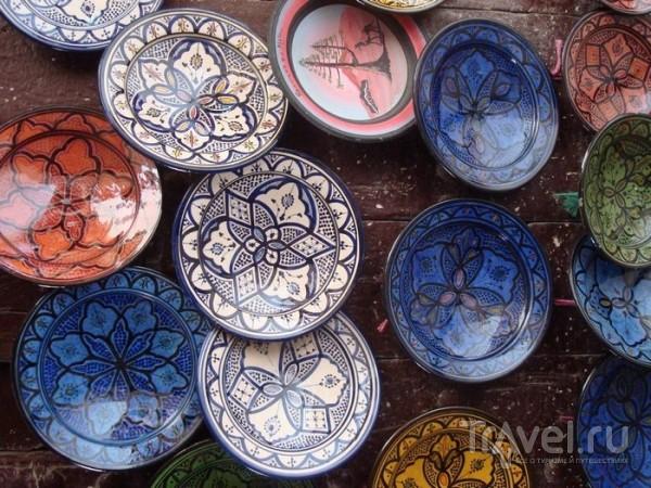 Сувенирная продукция / Марокко