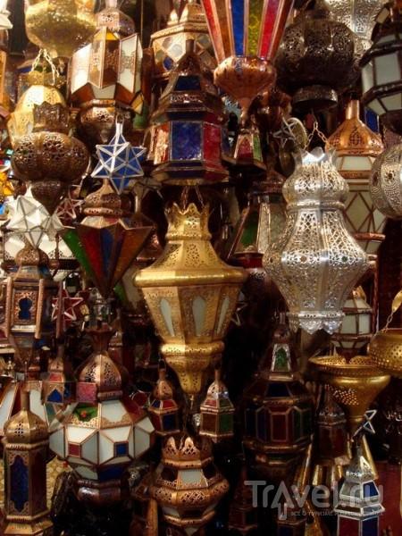Лавка в Марракеше / Марокко