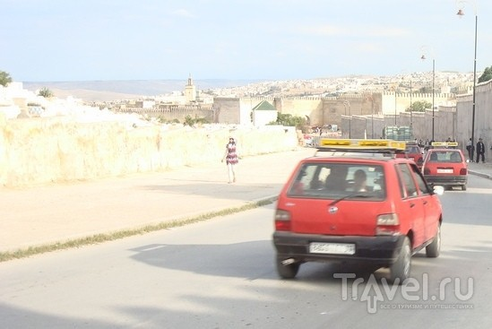 Petit taxi / Марокко