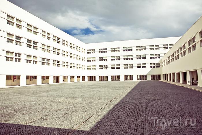 Внутренний двор / Португалия