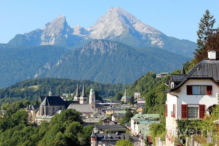 Вд на Берхтесгаден / Австрия