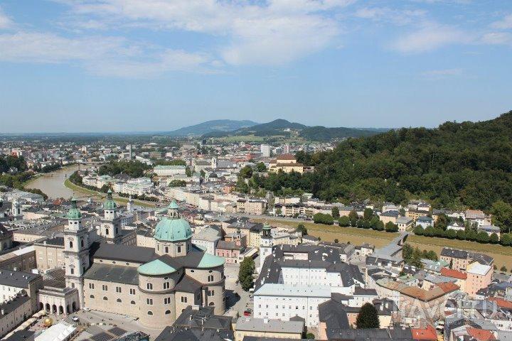 Город Зальцбург / Австрия