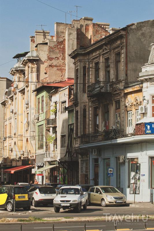 """""""Восточный Париж"""" / Румыния"""