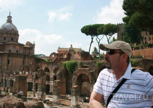 Античный Рим.  Вечный город / Италия