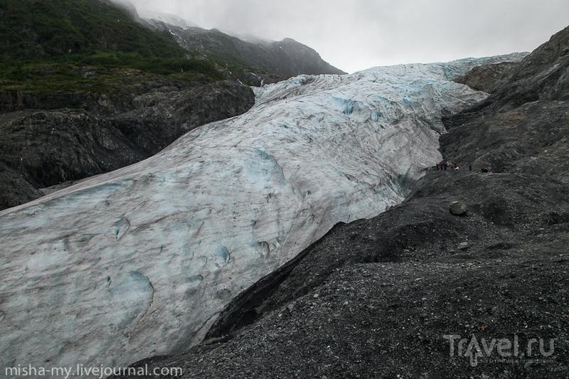 Сьюард и ледник Exit / США