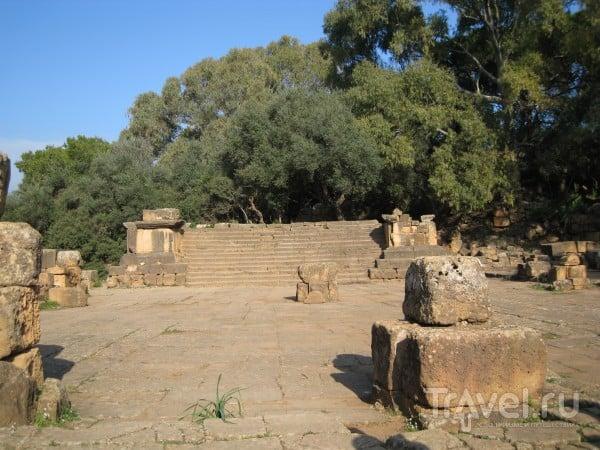 Типаза, Алжир, наследие Юнеско и туристический комплекс Corne d'Or / Алжир