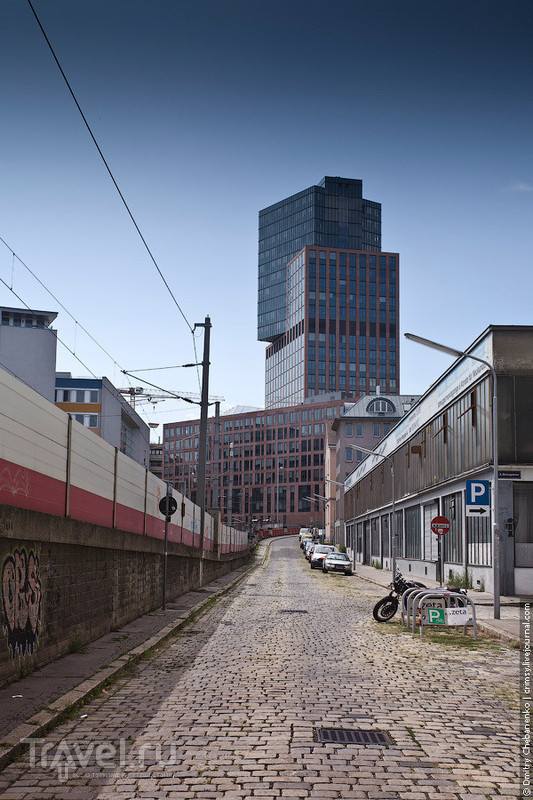 Австрия. Современная архитектура Вены / Австрия