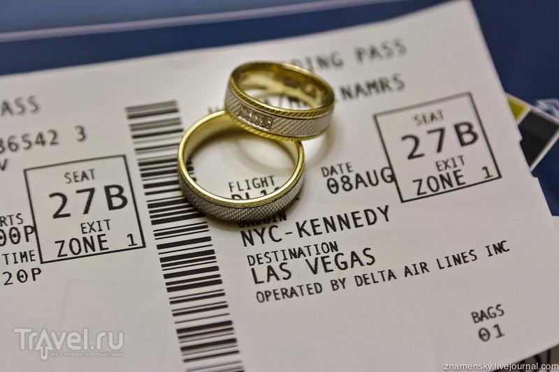 USA Wedding Trip: Прибытие в США / США