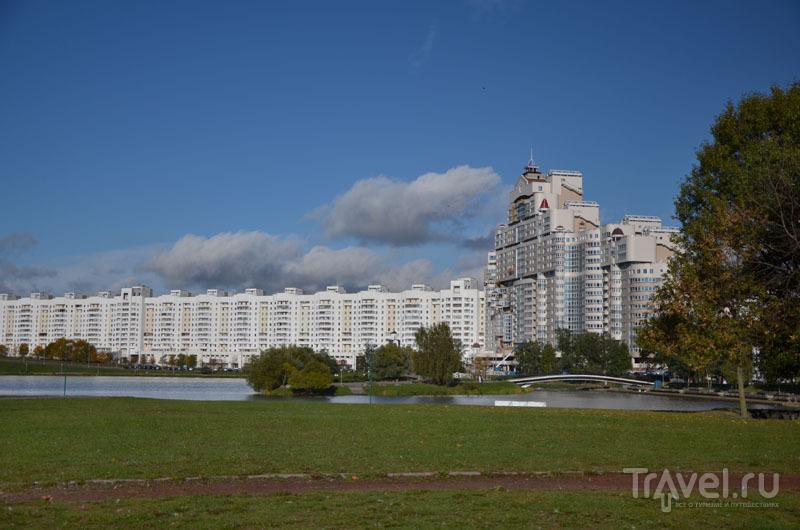 Жилой дом в центре Минска / Фото из Белоруссии