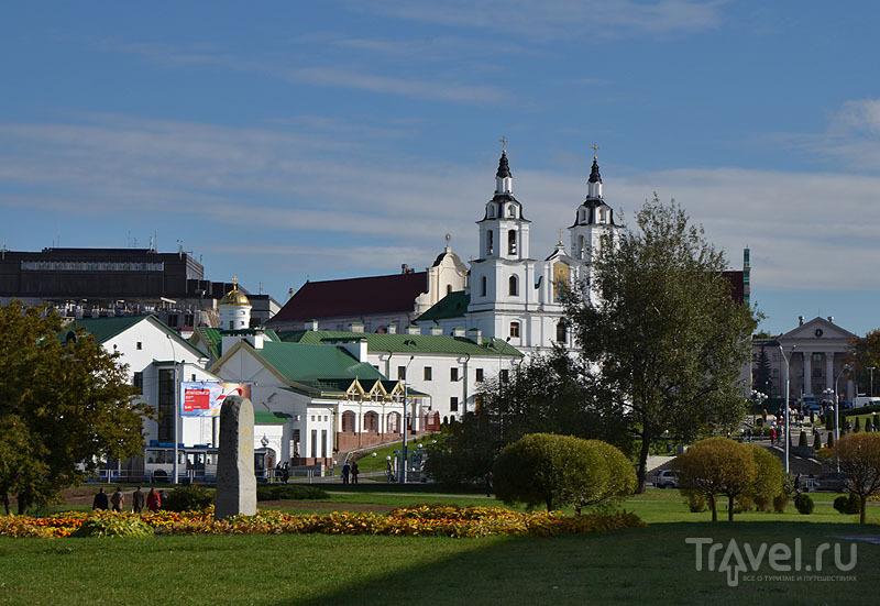 Кафедральный собор Сошествия Святого Духа / Фото из Белоруссии