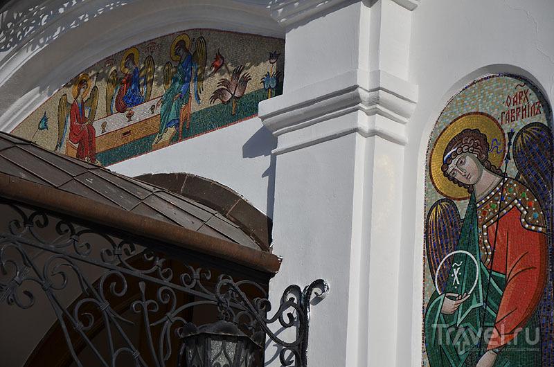Вход в кафедральный собор / Фото из Белоруссии