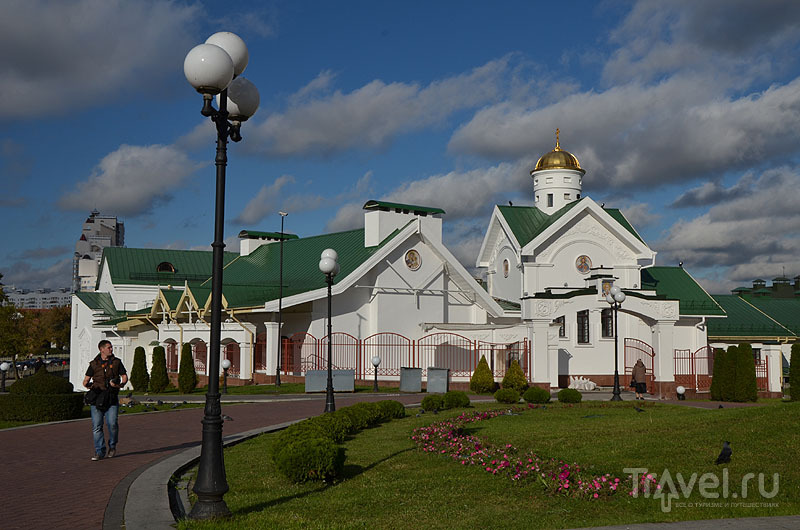 Средневековые монастыри / Фото из Белоруссии